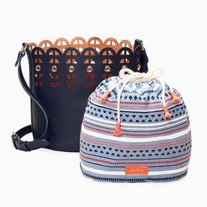 NEW Stella and Dot Marin Bucket Bag